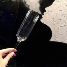 Набор бокалов для шампанского Luigi Bormioli Bach 4шт италия