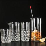 Барные стаканы и бокалы