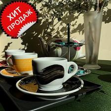Чашка espresso 75 мл Black stroke A Ancap