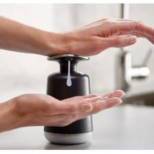 Дозатор для мыла Presto Hygienic Easy-Push с широкой подушечкой насоса 14,6см*7,3см*7,3см Joseph