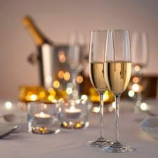 Набор бокалов для шампанского 2 шт. 228мл Schott ELEGANCE