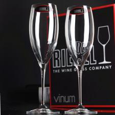 Набор бокалов 2шт для шампанского 0,23л 6416/48_VINUM Riedel