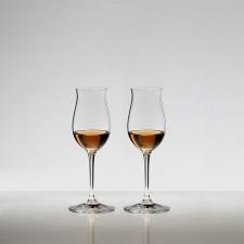 Набор бокалов 2шт для коньяка_Cognac Hennesy 0,17л_6416/71_VINUM Riedel
