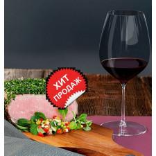 Бокал для красного вина_CABERNET/MERLOT 0,834л 0884/0_ PERFORMANCE RESTAURANT Riedel