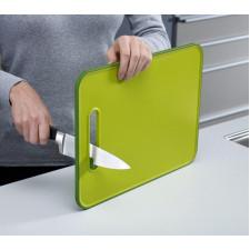 Доска разделочная с точилкой для ножей S 29,5x22,5x1см Joseph