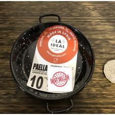 Порционная мини-сковорода эмалированная 10 см с двумя ручками (все виды плит) PAELLA VALENCIANA Garc