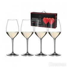 Набор бокалов для вина 460мл Riedel HEART TO HEART 4пр.