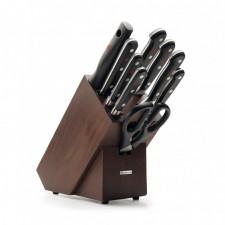 Блок с коваными ножами 9 пр. Classic Wuesthof