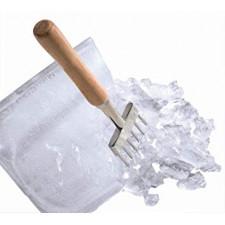 Измельчитель для льда ручной 6 зубцов 6,5x2см, h-23см  APS