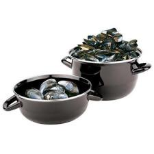набор кастрюлек для морепродуктов 800мл, D-13,5см, нерж.сталь APS