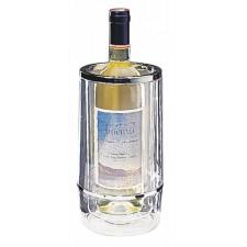 Охладитель для бутылки пластик D-10/12см, h-23см APS