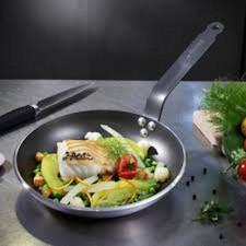 Сковорода 20 см, CHOC, с антипригарным покрытием, de Buyer