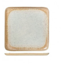 Тарелка квадратная, 21.5 х 21.5 см,Innovar, COSY TRENDY