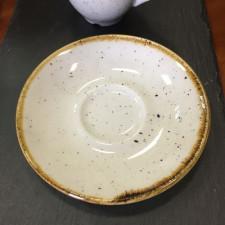 Блюдце 15,6см STONECAST Barley White