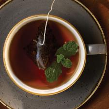 Блюдце 11,8см STONECAST Peppercorn Grey