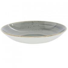 Салатник 426мл, 18,2см STONECAST Peppercorn Grey