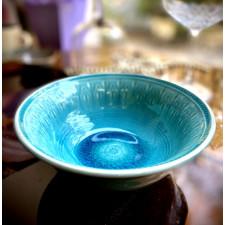 Салатник 17,5 см Восток (бирюза)