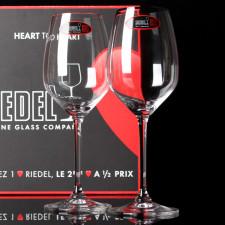 Набор бокалов (2 шт.) для белого вина_Riesling 0,46л_6409/05 HEART TO HEART Riedel