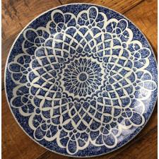 Тарелка/блюдо NOMAD BLUE 30 см Steelite
