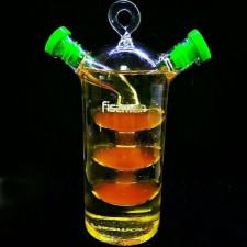 Бутылка для масла/уксуса 2-в-1, 50/350 мл Fissman
