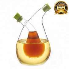 Бутылка для масла/уксуса 2-в-1, 75/350 мл Fissman