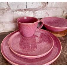 Тарелка 21 см Pink (керамика)