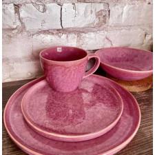 Салатник 17,5х5 см Pink (керамика)