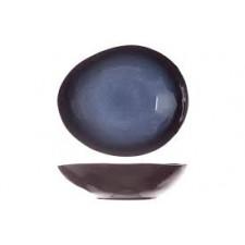 Тарелка овал глубокая, 19.5х16.5 см, SAPPHIRE, COSY TRENDY