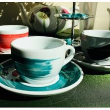 Чашка espresso 75 мл Green stroke B Ancap