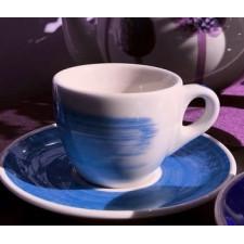 Чашка espresso 75 мл Blue stroke B Ancap