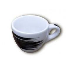 Чашка espresso 75 мл Black stroke B Ancap