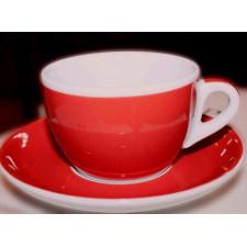 Чашка espresso 75 мл Red Decal Print Ancap