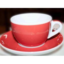 Чашка cappuccino large 260 мл Red Decal Print Ancap