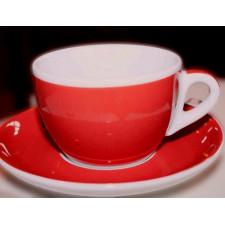 Чашка caffe latte 350 мл Red Ancap
