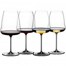 Набор бокалов для дегустации, 4 шт WINEWINGS Riedel
