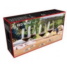 Набор бокалов для красного вина 0,8 л, 4 шт Riedel
