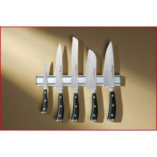 Магнитный держатель-планка для ножей 30 см Wuest5of