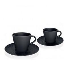 Чашка 100мл The Rock Black (10-4239-1420) V&B