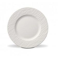 Тарелка 22см с бортомThe Rock White(10-4240-2640) V&B