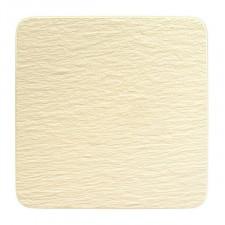 Тарелка квадратная 32x32см The Rock White(10-4240-2680) V&B