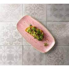 Блюдо прямоугольное 29.8x15.3cm Stonecast Petal Pink Churchill ПОД ЗАКАЗ упаковка-12шт