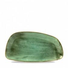 Блюдо прямоугольное 3Stonecast Samphire Green Churchill ПОД ЗАКАЗ упаковка-6шт