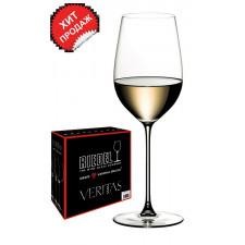 Набор бокалов (2 шт)для бел.вина Riesling/Zinfandel,6449/15, 0,395л, VERITAS Riedel