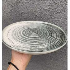 LYKKE BEIGE Тарелка плоская 24 см