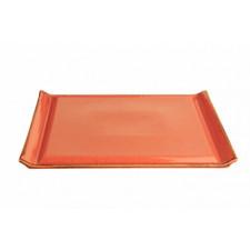 """Sidina Orange"" Блюдо прямоугольное для подачи 320х260 мм"