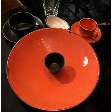 """Sidina Orange""Тарелка глубокая 260 мм"