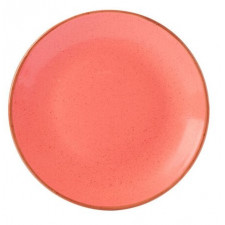 """Sidina Orange""Тарелка круглая 300 мм"
