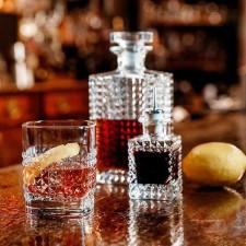 Стакан для виски (квадратный) 380мл Luigi Bormioli MIXOLOGY