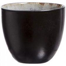 Чашка, 140 мл, Ø 7x H- 6 см Laguna blue-grey COSY TRENDY