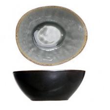 Салатник, 10,5 x 9 x H 4 см, Laguna blue-grey COSY TRENDY